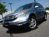 2011 Glacier Blue Metallic Honda CR-V EX-L #63977949