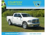 2009 Stone White Dodge Ram 1500 Big Horn Edition Crew Cab #63978246