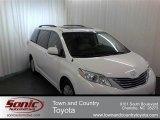 2012 Super White Toyota Sienna XLE #63978239