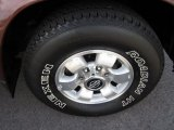 Nissan Pathfinder 1999 Wheels and Tires