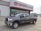 2011 Magnetic Gray Metallic Toyota Tundra Double Cab 4x4 #63977927