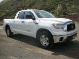 2008 Super White Toyota Tundra SR5 TRD Double Cab #63978480