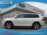 2010 Blizzard White Pearl Toyota Highlander Sport 4WD #63977877