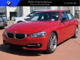 2012 Melbourne Red Metallic BMW 3 Series 328i Sedan #63977865