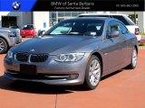 2012 Space Grey Metallic BMW 3 Series 328i Convertible #63977863
