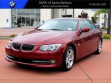 2012 Vermilion Red Metallic BMW 3 Series 335i Convertible #63977862