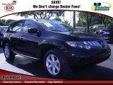 2009 Super Black Nissan Murano S #63978459