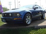 2007 Vista Blue Metallic Ford Mustang GT Premium Coupe #63977842