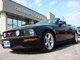 2007 Black Ford Mustang GT Premium Convertible #63977840