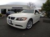 2008 Alpine White BMW 3 Series 335xi Sedan #63977829
