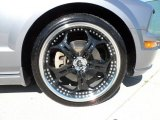 2006 Ford Mustang GT Premium Coupe Custom Wheels