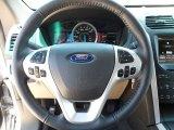 2013 Ford Explorer XLT EcoBoost Steering Wheel