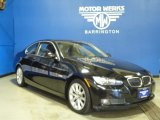 2008 Jet Black BMW 3 Series 335xi Coupe #63977781