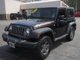 2010 Black Jeep Wrangler Sport Mountain Edition 4x4 #63978391