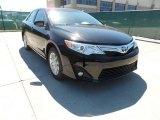 2012 Attitude Black Metallic Toyota Camry LE #63978085
