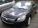 2012 Black Granite Metallic Chevrolet Malibu LS #63977731