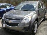 2012 Graystone Metallic Chevrolet Equinox LT #63977729