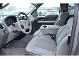 2005 Ford F150 XLT SuperCab Medium Flint/Dark Flint Grey Interior