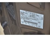 2005 F150 Color Code for Dark Shadow Grey Metallic - Color Code: CX