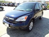 2009 Royal Blue Pearl Honda CR-V EX 4WD #63978317
