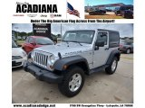 2011 Bright Silver Metallic Jeep Wrangler Rubicon 4x4 #63978013