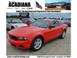 2012 Race Red Ford Mustang V6 Coupe #63978009