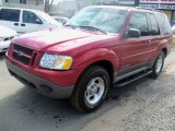 2001 Toreador Red Metallic Ford Explorer Sport 4x4 #63977985