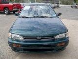 1995 Subaru Impreza L Sedan Data, Info and Specs