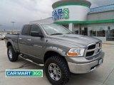 2011 Mineral Gray Metallic Dodge Ram 1500 SLT Quad Cab 4x4 #63978268