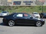 2012 Black Granite Metallic Chevrolet Malibu LT #64034555