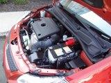 2009 Suzuki SX4 Engines