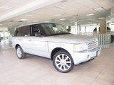 2007 Zermatt Silver Metallic Land Rover Range Rover HSE #64035245