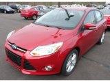 2012 Red Candy Metallic Ford Focus SE Sport 5-Door #64034835