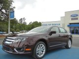 2012 Bordeaux Reserve Metallic Ford Fusion SEL V6 #64034444