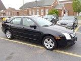 2008 Black Ebony Ford Fusion SE #64034808