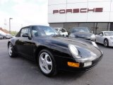 1998 Porsche 911 Carrera Cabriolet Data, Info and Specs