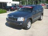 2006 Steel Blue Metallic Jeep Grand Cherokee Limited 4x4 #64034735