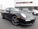 2011 Porsche 911 Basalt Black Metallic
