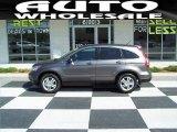 2010 Urban Titanium Metallic Honda CR-V EX-L AWD #64034715