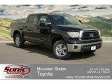 2012 Black Toyota Tundra SR5 TRD CrewMax 4x4 #64034283