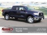 2012 Nautical Blue Metallic Toyota Tundra CrewMax 4x4 #64034282
