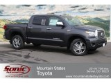 2012 Magnetic Gray Metallic Toyota Tundra Limited CrewMax 4x4 #64034276