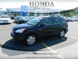 2008 Nighthawk Black Pearl Honda CR-V LX #64034684
