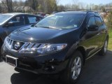2010 Super Black Nissan Murano SL AWD #64034997