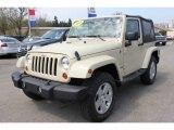2011 Sahara Tan Jeep Wrangler Sahara 4x4 #64034993