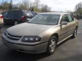 2001 Sandrift Metallic Chevrolet Impala LS #64034989