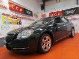 2008 Black Granite Metallic Chevrolet Malibu LT Sedan #64034978
