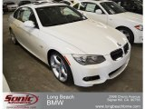 2012 Alpine White BMW 3 Series 335i Coupe #64034629
