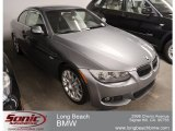 2012 Space Grey Metallic BMW 3 Series 328i Convertible #64034627