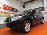 2010 Black Toyota Highlander V6 4WD #64034976